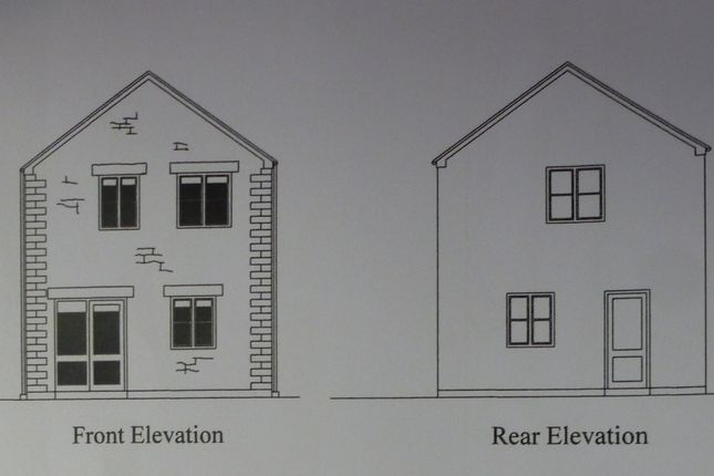 Thumbnail Detached house for sale in Crescent Place, Pendeen, Penzance