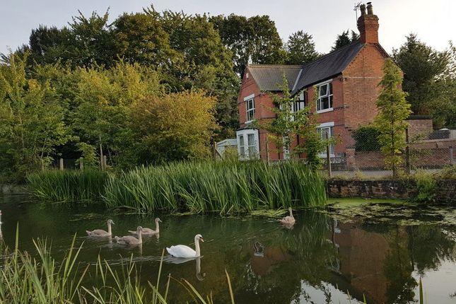 Thumbnail Detached house to rent in Lock Lane, Sandiacre, Nottingham