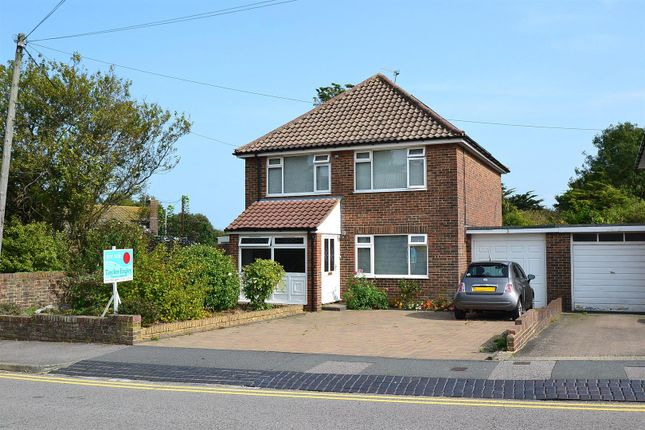 Thumbnail Detached house for sale in Rangemore Drive, Rodmill, Eastbourne