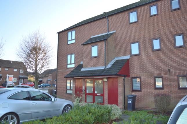 Front of Mercian Court, Maxwell Close, Lichfield, Staffordshire WS13