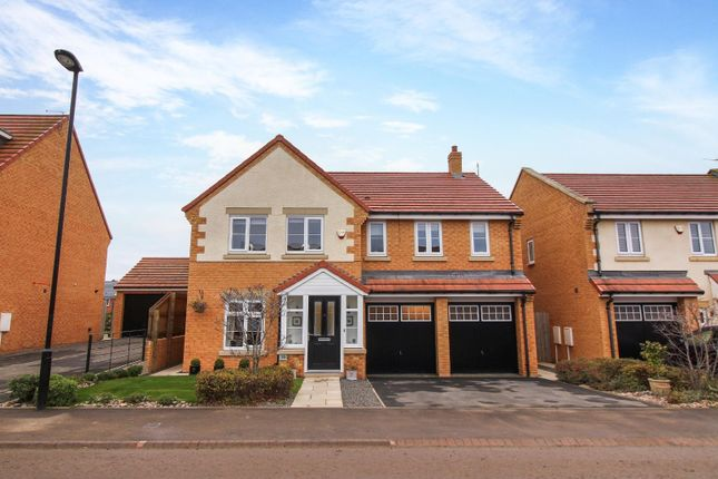 5 bed detached house for sale in Victoria Grove, Whitley Bay NE25