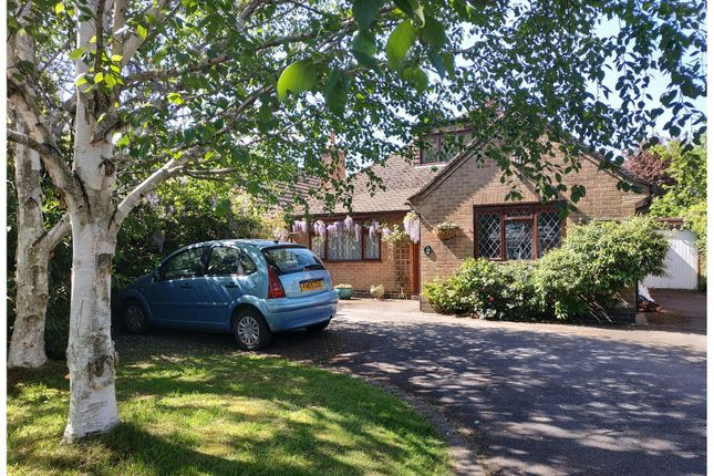 Driveway of Forest Rise, Kirby Muxloe LE9