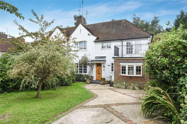 Thumbnail Semi-detached house for sale in Evelyn Drive, Pinner, Middlesex