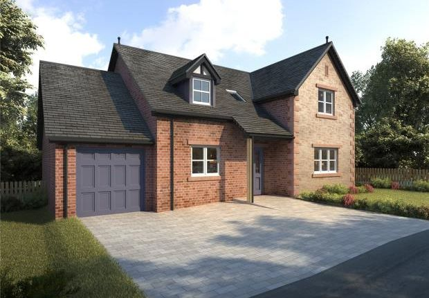 Thumbnail Detached house for sale in Plot 3, Thornedge Gardens, Cumwhinton, Carlisle
