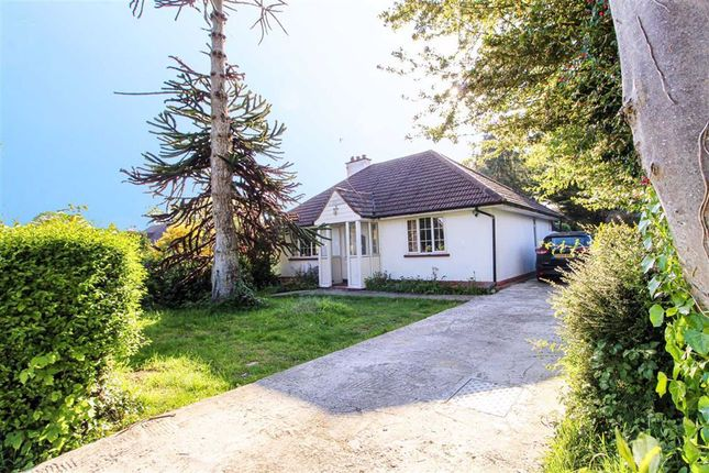 Thumbnail Detached bungalow for sale in Parkwood Road, Hastings, East Sussex