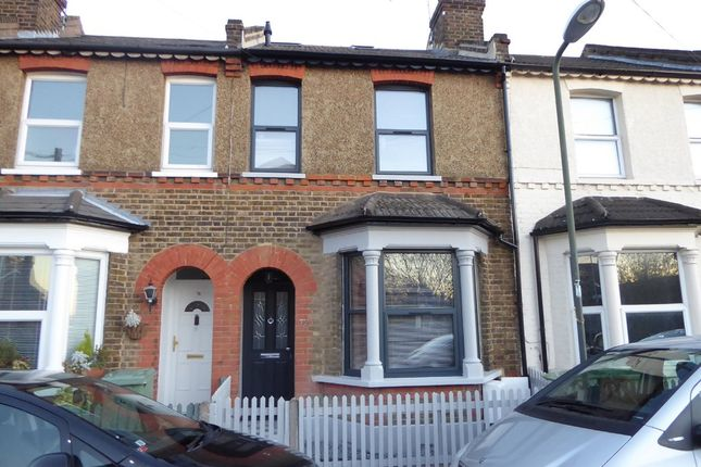 Thumbnail Terraced house for sale in Grove Road, Mitcham Common/ Streatham Vale Borders