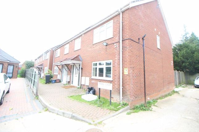 Thumbnail End terrace house to rent in Hayre Court, Renfrew Road, Hounslow