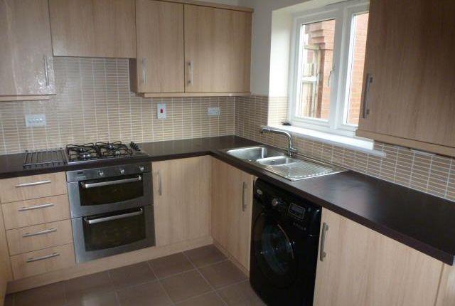 Thumbnail End terrace house to rent in Woodview Drive, Edgbaston, Birmingham