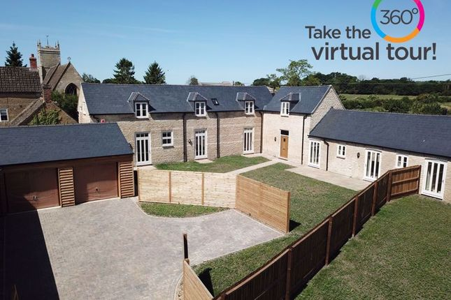 Thumbnail Barn conversion for sale in Stowe Road, Barholm, Stamford