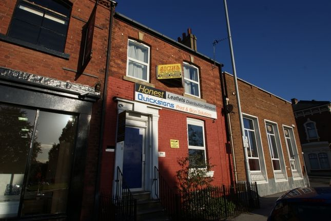 Thumbnail Flat to rent in Burley Road, Burley, Leeds