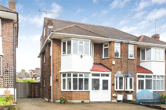 Thumbnail Semi-detached house for sale in Hampden Way, London
