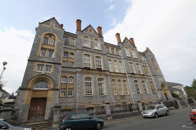 Thumbnail Flat to rent in Sutton High, Greenbank, Plymouth