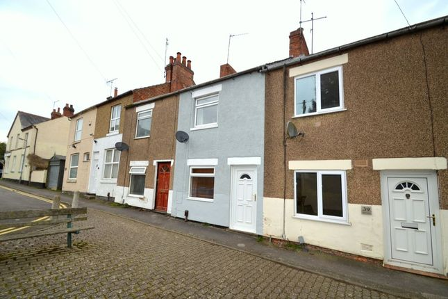 Thumbnail Terraced house to rent in New Street, Desborough, Kettering