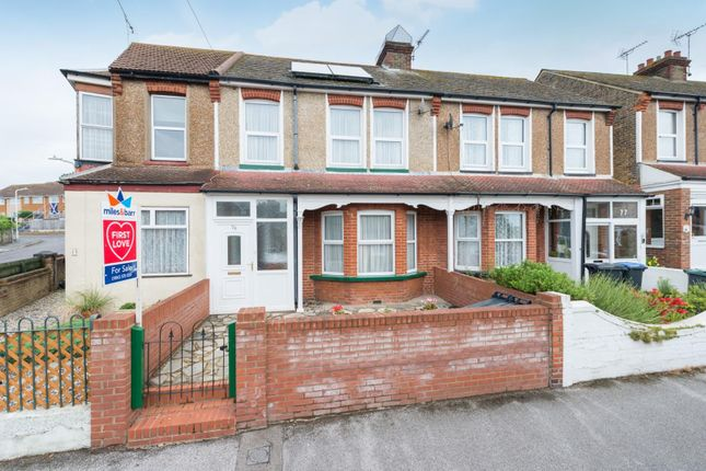 3 bed terraced house for sale in Dane Crescent, Ramsgate CT11