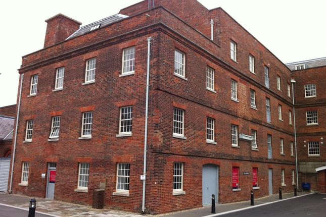 Thumbnail Office to let in The Mill, Royal Clarence Yard, Weevil Lane, Gosport