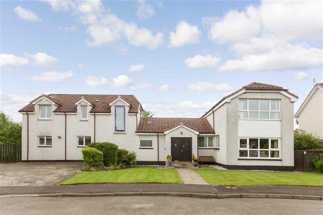 Thumbnail Detached house for sale in 6, Perdieus Mount, Dunfermline