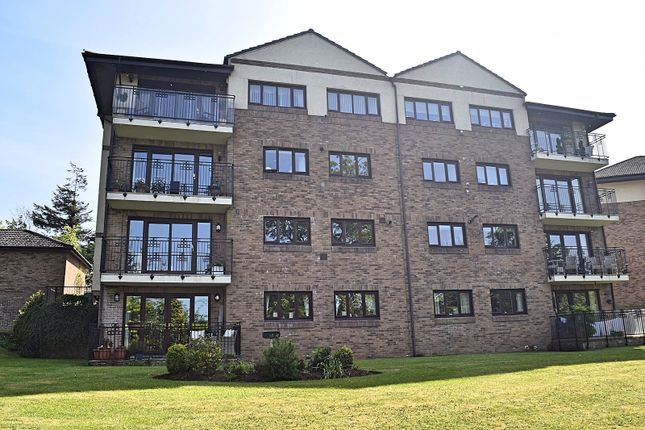 Thumbnail Flat for sale in Ravenscourt, Thorntonhall
