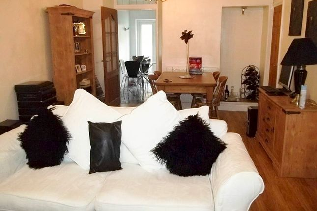 Thumbnail Terraced house for sale in William Street, Porth