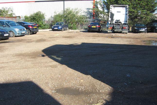 Thumbnail Land to let in Fairview Industrial Estate, Rainham
