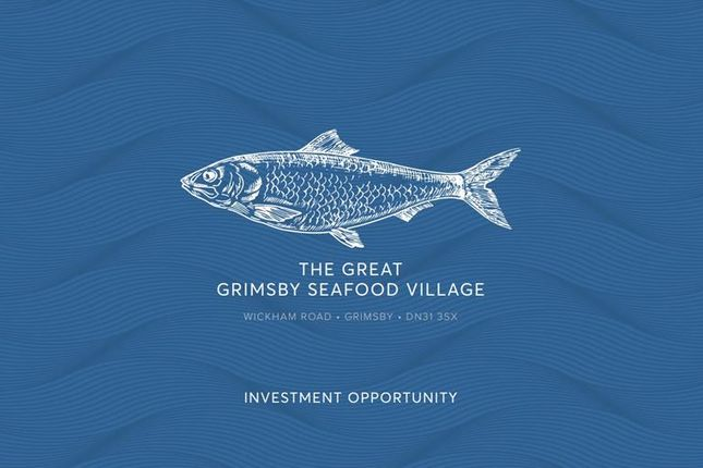 Thumbnail Commercial property for sale in Grimsby Seafood Village, Wickham Road, Grimsby, North East Lincolnshire