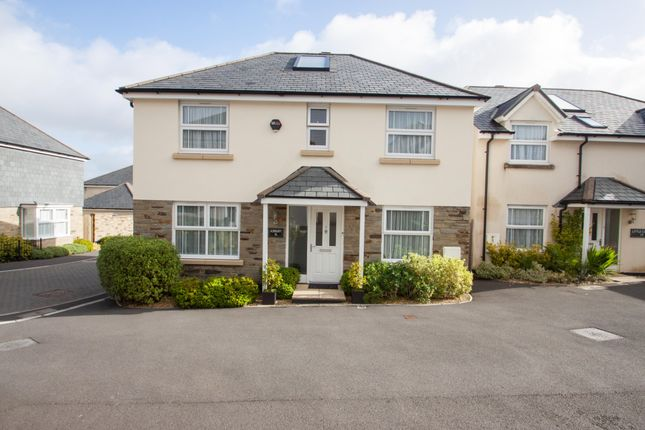 Thumbnail Detached house for sale in Appledore Close, Plymouth