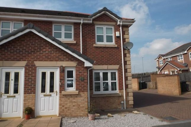 Thumbnail Property to rent in Queens Close, Great Preston, Leeds