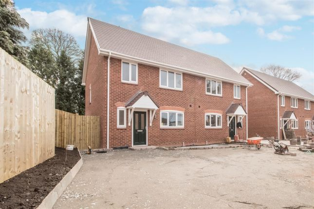 Thumbnail Semi-detached house for sale in Mark Rake, Bromborough, Wirral
