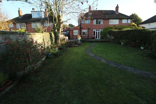 Garden  of Queenhill Road, Selsdon, South Croydon CR2