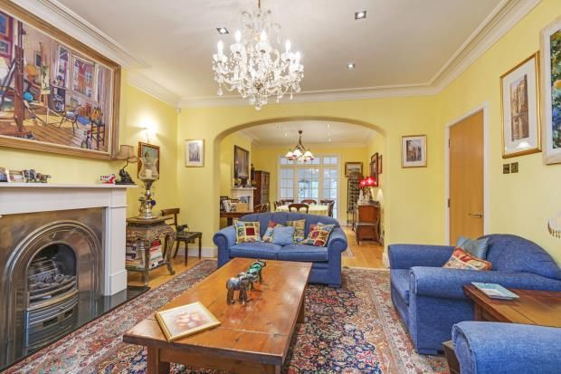 Thumbnail Semi-detached house for sale in Biddulph Road, Maida Vale, London