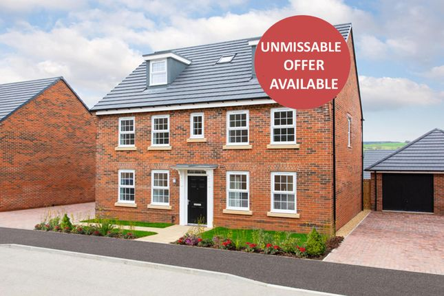 """Thumbnail Detached house for sale in """"Buckingham"""" at Newton Road, Burton-On-Trent"""