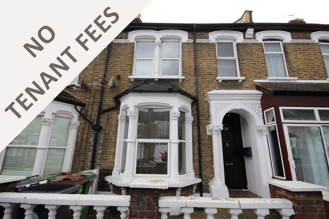 Thumbnail Flat to rent in Eastfield Road, London