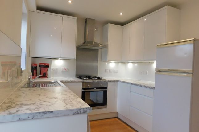 Thumbnail Semi-detached house to rent in Glaive Avenue, Braehead, Stirling