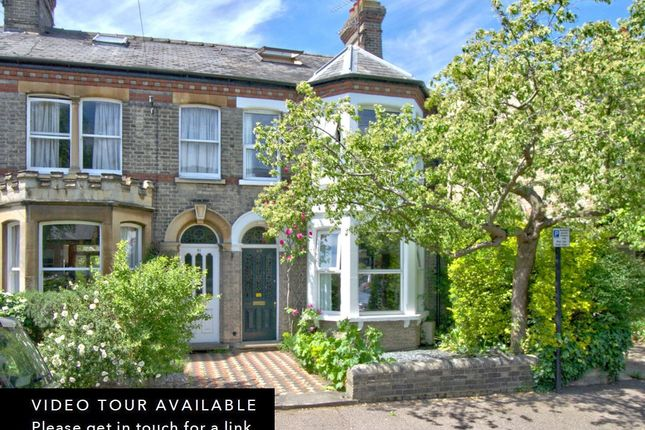 Thumbnail End terrace house for sale in Kimberley Road, Cambridge