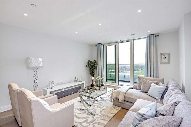 Thumbnail Flat for sale in Sophora House, Vista Chelsea Bridge Wharf, London