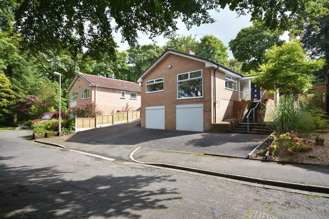 Thumbnail Detached house for sale in Oak Hill Close, Accrington