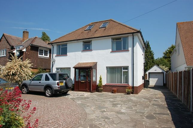 Thumbnail Detached house for sale in Western Way, Alverstoke, Gosport