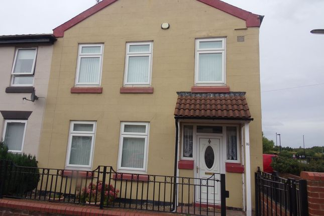 Thumbnail Terraced house to rent in Telford Street, Wallsend
