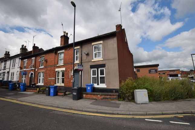 Thumbnail Shared accommodation to rent in Uttoxeter Old Road, Derby