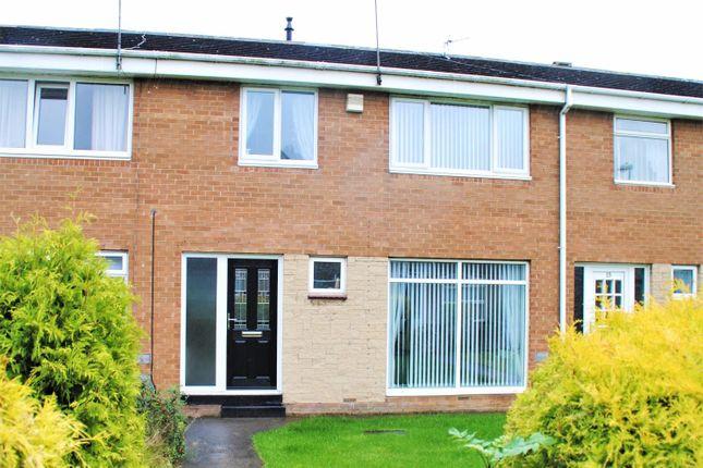 Thumbnail Terraced house for sale in Newlyn Drive, Jarrow