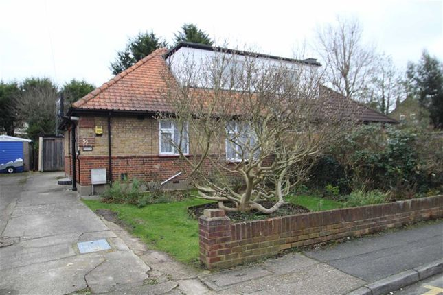 Thumbnail Semi-detached bungalow to rent in Mead Road, Uxbridge, Middlesex