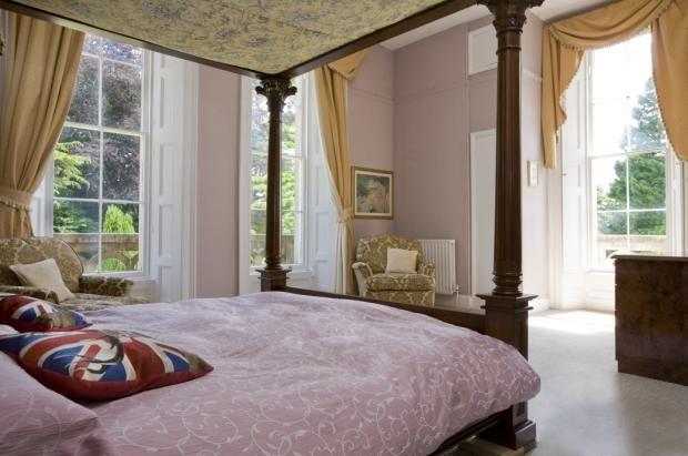 Bedroom of Rumwell Park, Taunton, Somerset TA4