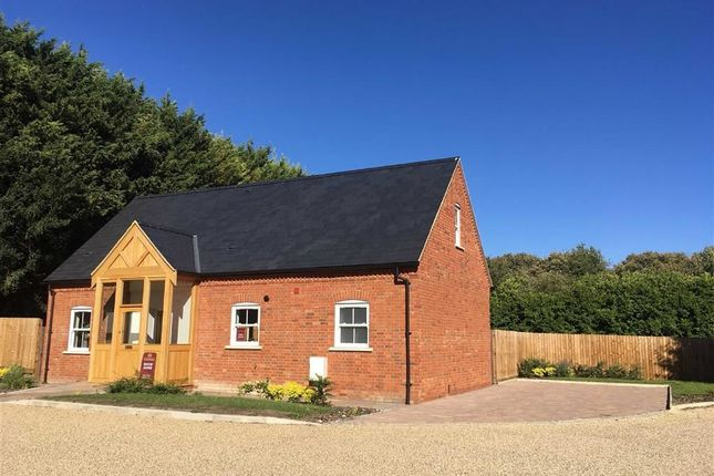Thumbnail Detached bungalow for sale in Kingsfield House, Baldock, Hertfordshire