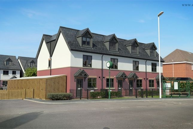 Thumbnail Town house for sale in Bristol Road, Whitchurch Village, Bristol