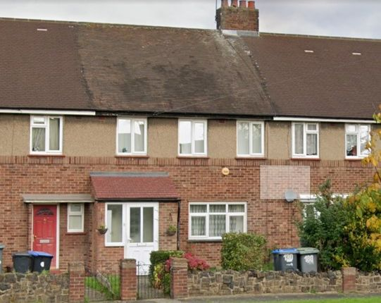 Thumbnail Terraced house to rent in Cuckoo Hall Lane, London