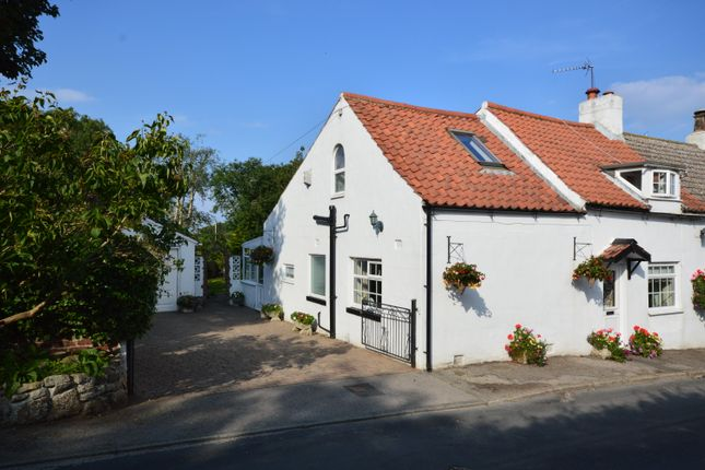 2 bed cottage for sale in West End, Muston, Filey YO14