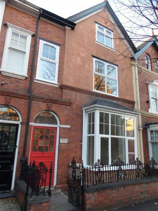 Thumbnail Terraced house to rent in Stanley Road, Aberystwyth
