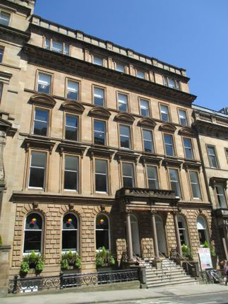 Office to let in 140 West George Street, Glasgow