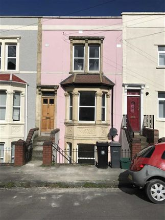 Thumbnail Flat to rent in Garden Flat, Totterdown, Bristol