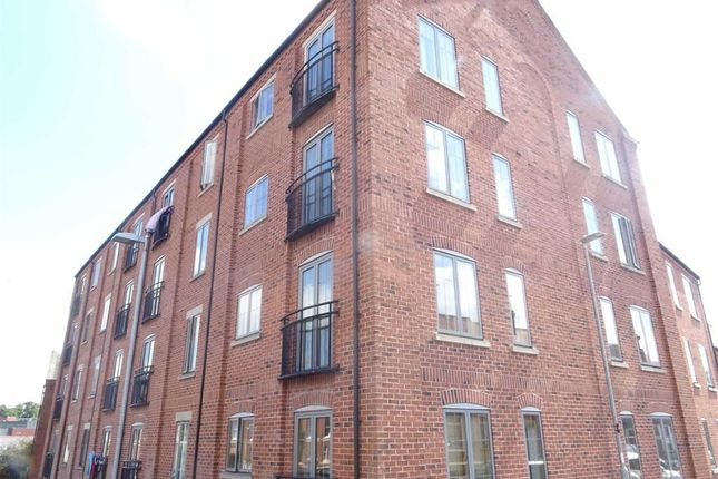 Thumbnail Flat for sale in Trinity Lane, Hinckley