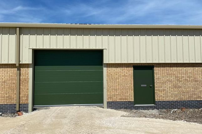 Thumbnail Industrial for sale in Phase 5B, Riverside Enterprise Park, Saxilby, Lincoln
